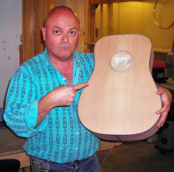 Formation lutherie